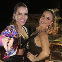 Katê e Cláudia Leitte, Micareta de Feira de Santana