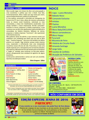 04 - Expediente e Editorial site