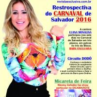 Edição Especial do Carnaval 2016 com todas as páginas.