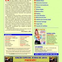 EDITORIAL da Edição com a Retrospectiva do Carnaval 2016 da Revista EXCLUSIVA
