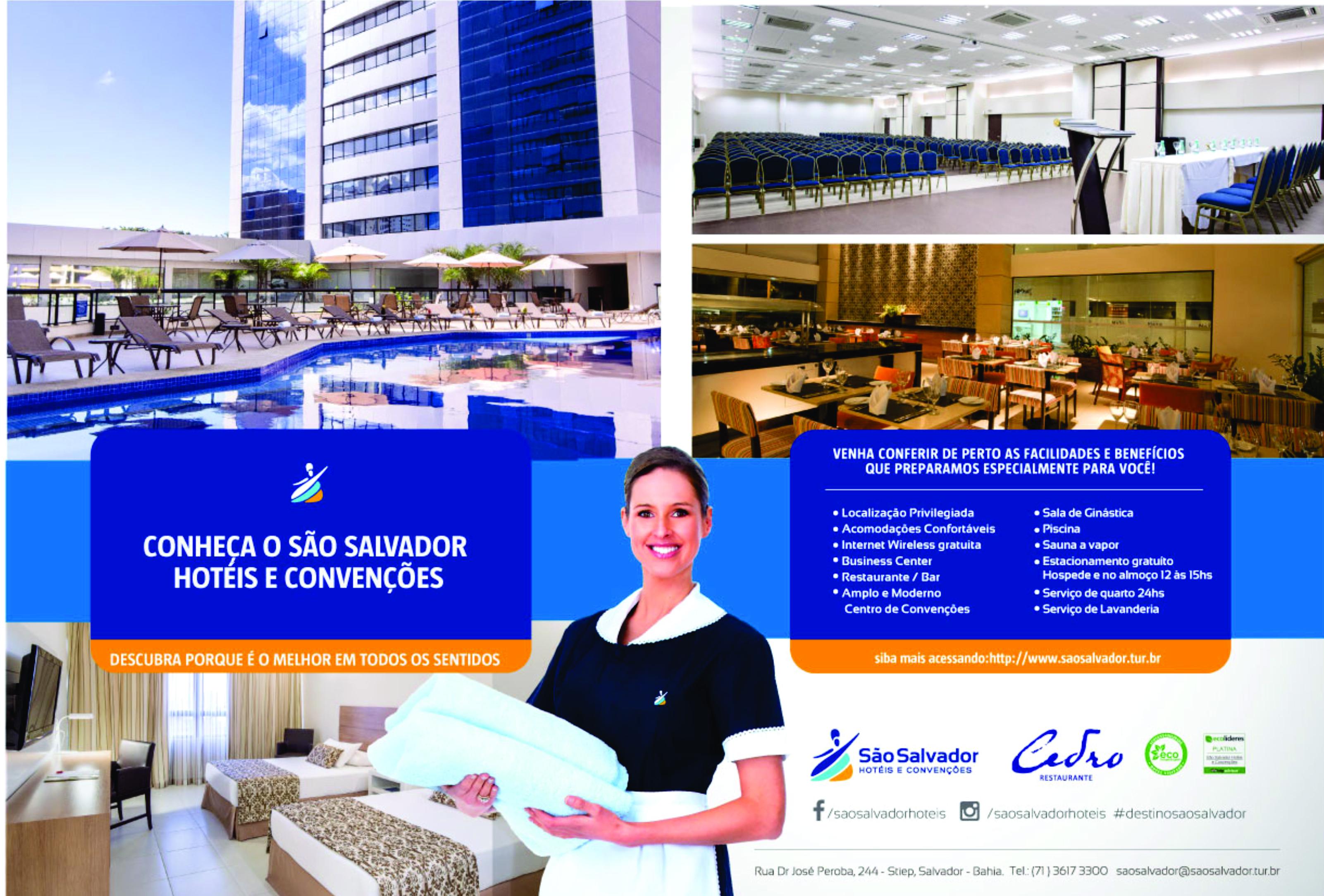 2 e 3 Hotel São Salvador SITE