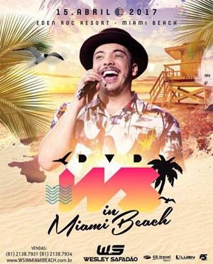 DVD do Wesley Safadão em Miami Beach
