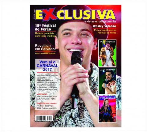 Capa da Edição de janeiro de 2017