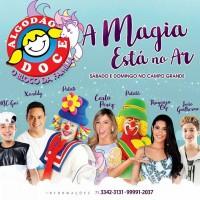 Carla Perez recebe no Algodão Doce os artistas Xanddy, MC Gui, João Guilherme, Patati, Patatá e Thaynara OG