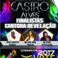 VOTE NAS CONCORRENTES AO PRÊMIO DE CANTORA REVELAÇÃO DO CARNAVAL 2017