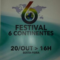 Festival 6 Continentes – Rio de Janeiro 2017