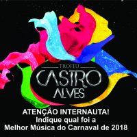 Troféu Castro Alves – Indique a Melhor Música