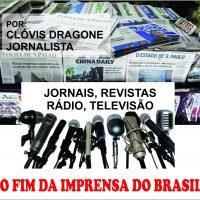 O FIM DA IMPRENSA BRASILEIRA