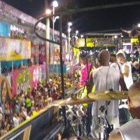 2º Instância descendo a avenida no Carnaval 2020